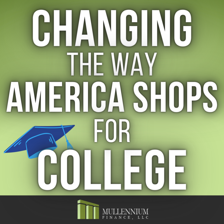 Changing The Way America Shops For College