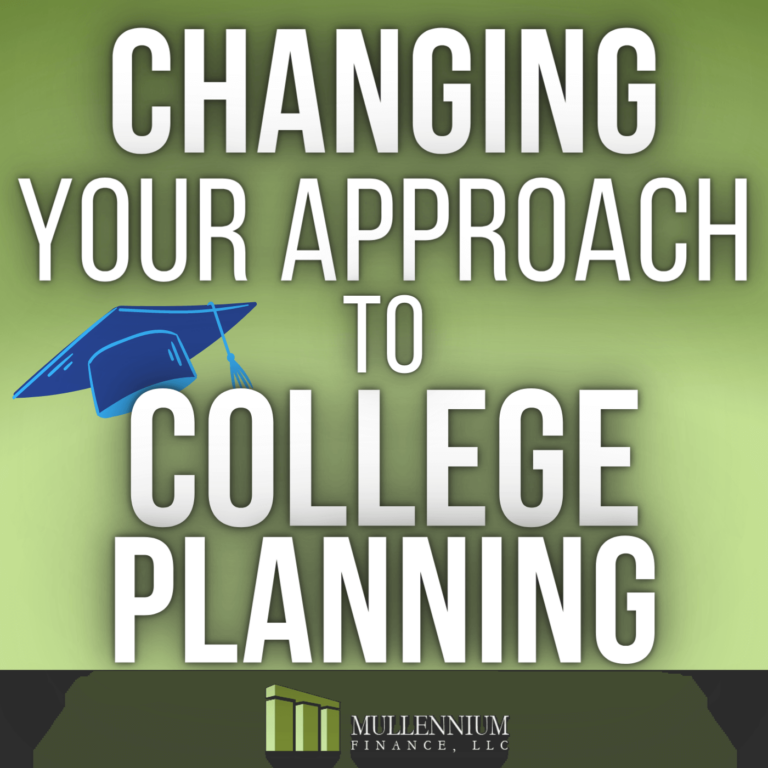 Changing Your Approach To College Planning